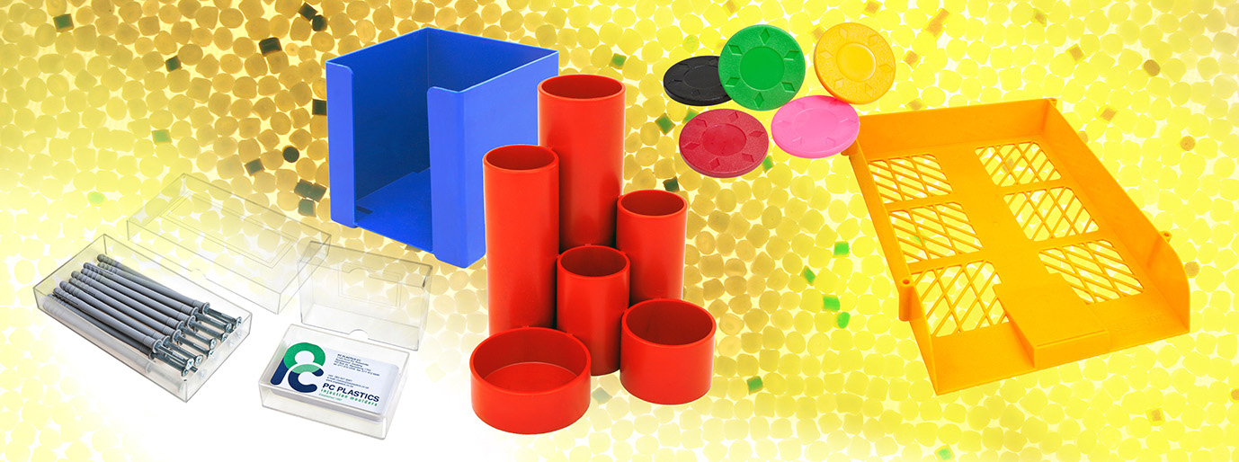 Pc plastics stationery